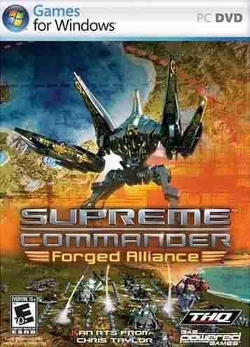 Descargar Supreme-Commander-Forged-Alliance-English-Poster.jpg por Torrent